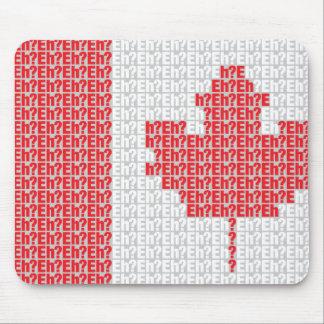 Eh? Flag Mousepad