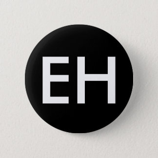 EH Patch 2 Inch Round Button