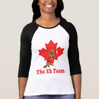 Eh Team Beaver T-Shirt
