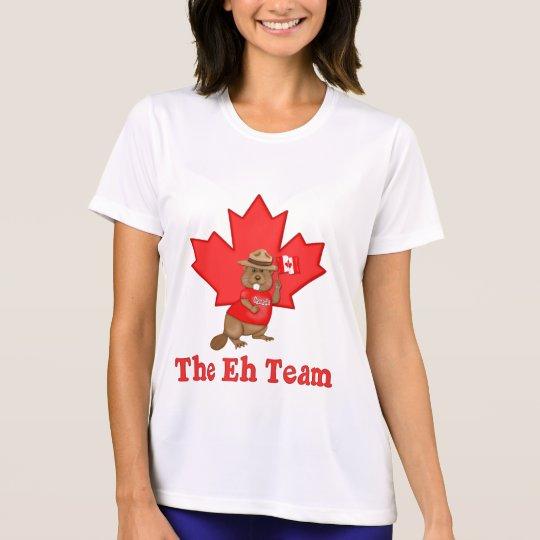 Eh Team Beaver T-Shirt