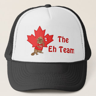 Eh Team Beaver Trucker Hat