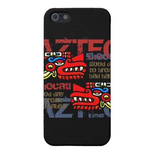 Ehecatl - Aztec Gifts & Greetings iPhone 5 Covers