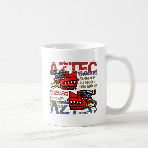Ehecatl - Aztec Gifts & Greetings Mugs