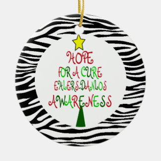 Ehlers-Danlos Christmas Tree Ornament