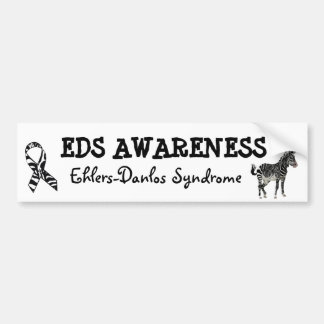 Ehlers-Danlos syndrome Awareness Bumper Sticker