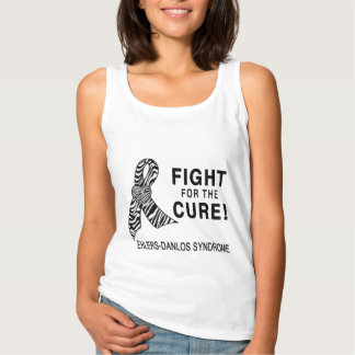 Ehlers-Danlos Syndrome: Fight for a Cure Tank Top