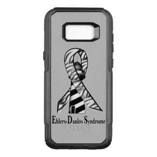 Ehlers Danlos Syndrome Lighthouse to Hope OtterBox Commuter Samsung Galaxy S8+ Case