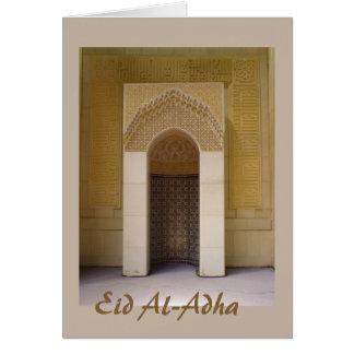 Eid Al-Adha - Happy Eid - add your own text Card