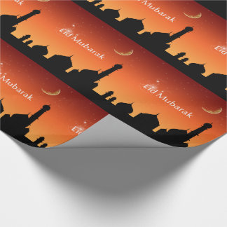 Eid Evening Sky - Wrapping Paper
