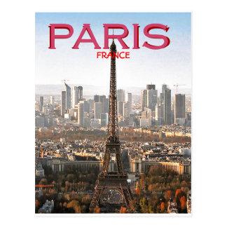 EIFEL TOWER PARIS, FRANCE (MOJISOLA A  GBADAMOSI ) POSTCARD