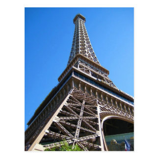 Eifel Tower Postcard