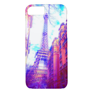 Eiffel Im In Love iPhone 7 Case