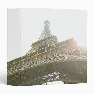 Eiffel Tower 3 Binders