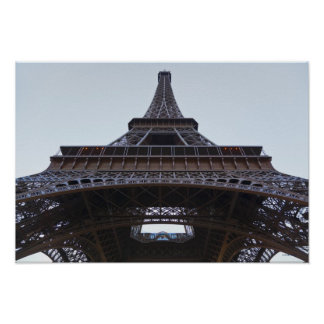 Eiffel Tower 3 Poster