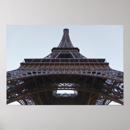 Eiffel Tower 3 Poster