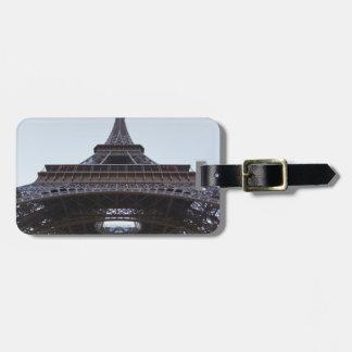 Eiffel Tower 4 Luggage Tag