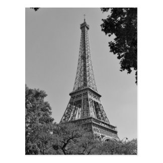 Eiffel Tower 4 Postcard