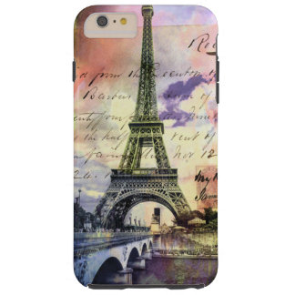 Eiffel Tower Art Design Cell Case