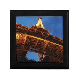 Eiffel Tower at Night Gift Box