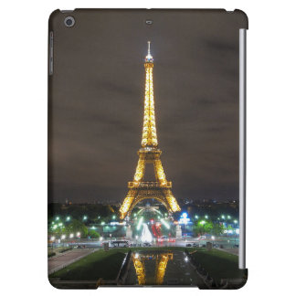 Eiffel Tower at Night, Paris Case For iPad Air