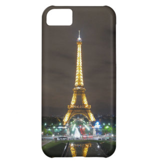 Eiffel Tower at Night, Paris Case-Mate iPhone Case