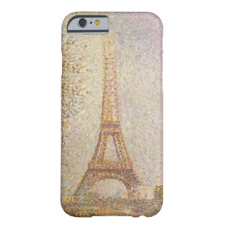 Eiffel Tower by Georges Seurat Barely There iPhone 6 Case