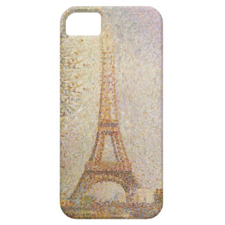 Eiffel Tower by Georges Seurat Case For The iPhone 5