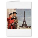 Eiffel Tower Card