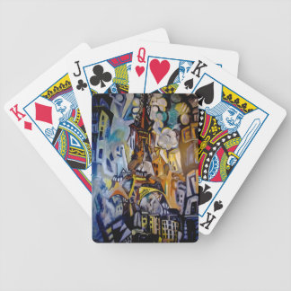 Eiffel Tower Cards