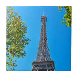 Eiffel Tower Ceramic Tiles