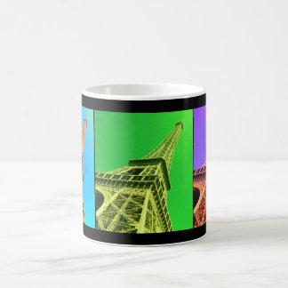 Eiffel Tower Colorized Coffee Mug