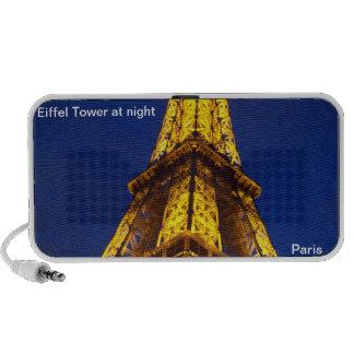 Eiffel Tower Doodle Speaker