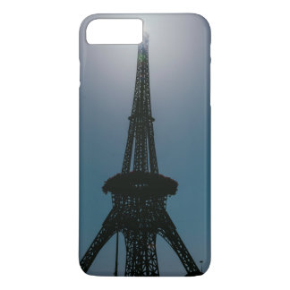 Eiffel tower, Dubai Miracle Garden iPhone 7 Plus Case