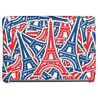Eiffel Tower, France Pattern iPad Air Case