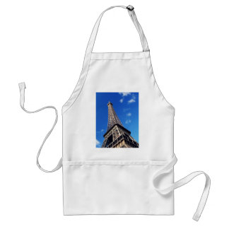 Eiffel Tower France Travel Photography Standard Apron