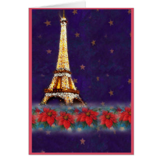 EIFFEL TOWER, FROM PARIS WITH LOVE CARD