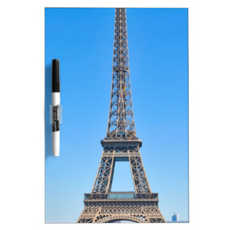 Eiffel Tower in Paris, France Dry-Erase Whiteboard