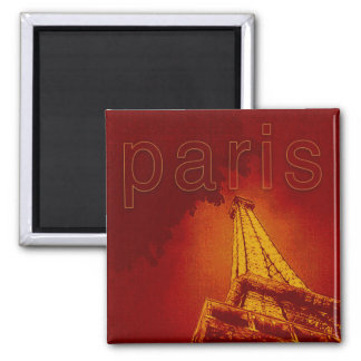 Eiffel Tower in Paris Magnet
