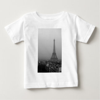 Eiffel Tower in the mist Baby T-Shirt