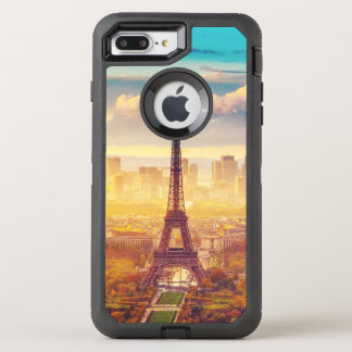 Eiffel Tower In the Summer OtterBox Defender iPhone 8 Plus/7 Plus Case