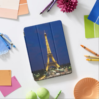 Eiffel Tower iPad Pro Cover