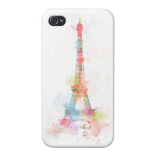 eiffel tower iPhone 4/4S case