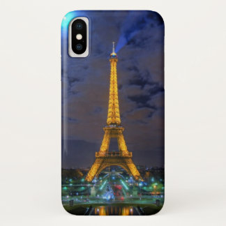Eiffel Tower iPhone X Case