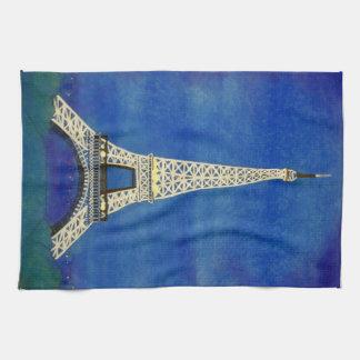 Eiffel Tower Kitchen Towels