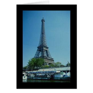 Eiffel Tower Longshot Greeting Card
