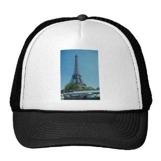 Eiffel Tower Longshot Trucker Hats