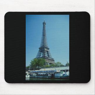 Eiffel Tower Longshot Mouse Pad