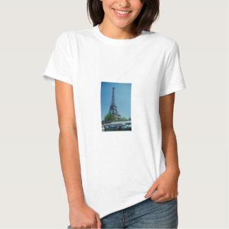 Eiffel Tower Longshot Shirt
