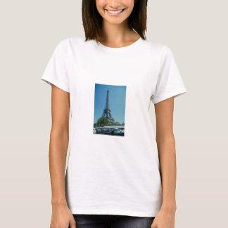 Eiffel Tower Longshot T-Shirt
