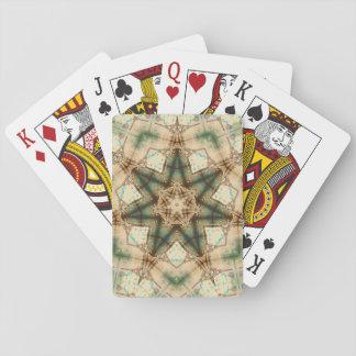 Eiffel Tower Mandala Playing Cards